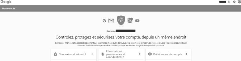 Exporter des mails ou des contacts depuis Gmail