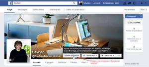 Ajouter un bouton dans une page pro Facebook